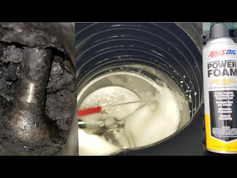 Amsoil power foam vs gdi intake valves!!!
