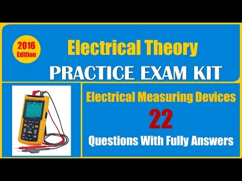 Electrical Measuring Devices Quiz (22 Questions With Fully Answers)