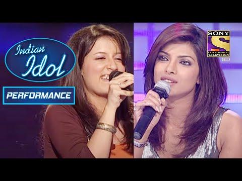 Priyanka को इस Contestant के सुर लगे थोड़े Off!   Indian Idol Season 4