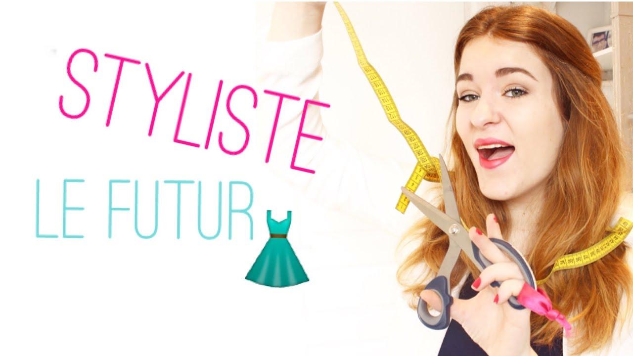 Devenir styliste , Etudes , Conseils ... - YouTube