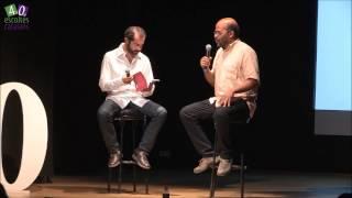 Diàleg entre Eduard Vallory i Miquel Àngel Essomba sobre educació i Escoltisme