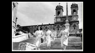 Le Ragazze di Piazza di Spagna (1952) Musica de Mario Ruccione