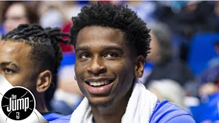 Download Shai Gilgeous-Alexander looks legit and is a big reason OKC won't be bad - Amin Elhassan | The Jump Mp3 and Videos
