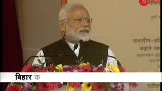 Watch PM Modi speech from Barauni, Bihar
