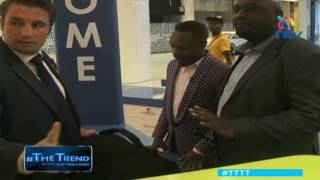 Comedian Sleepy David 'arrested' at Two Rivers mall LIVE on #theTrend
