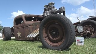 Chevy Ton Rat Rod Army Truck
