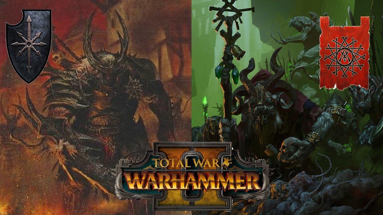 FORSAKEN RUSH & EMPIRE POWDER – 2 Game Double Feature ( Chaos & Empire) | Total War: Warhammer 2