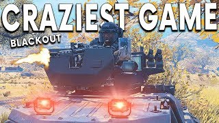 My Craziest Game Yet | Blackout PC
