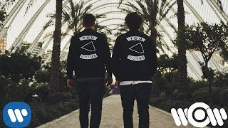 YOUNOTUS - Letting Go feat. Alexander Tidebrink | Official Lyric Video