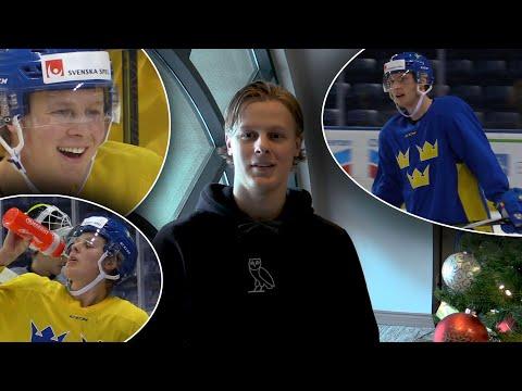 """Adam Boqvist: """"Klart vi går för guldet"""""""