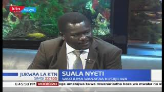 Uzalizaji wa chakula nchini   Suali Nyeti   Jukwaa la KTN Part 2