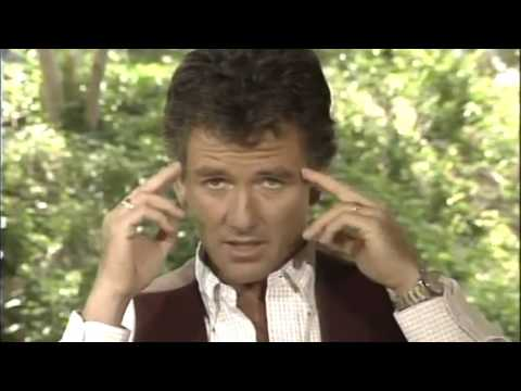 Patrick Duffy, Bobby Ewing on Dallas, unedited!