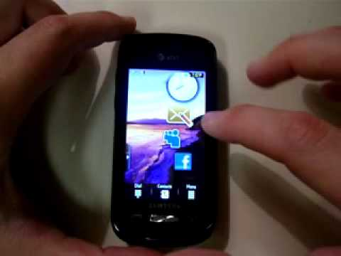 Samsung solstice manual download youtube.