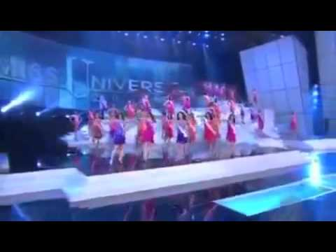MISS UNIVERSE 2004 MUSICA DE INICIO