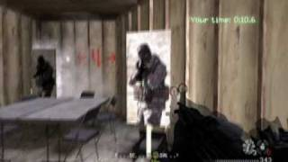 Call Of Duty 4 Reflex Training Course Time 17.196