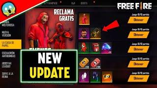Free Fire New Update 🔥 - Get Free Diamonds // Techno BanDa