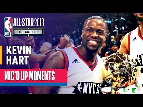 Kayla - Kevin Hart basketball stud?