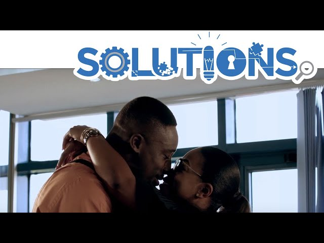 SOLUTIONS S02 E08 - The Ganah's Narration | TV SERIES GHANA
