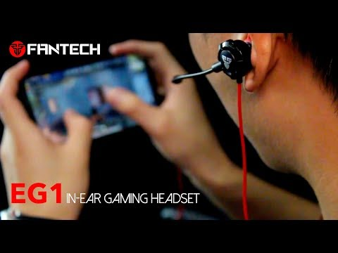 EG1 In-Ear Wired Gaming Headset