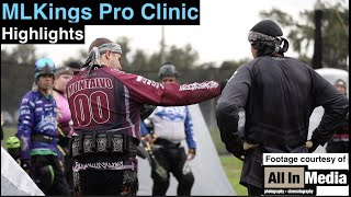 MLKings Professional Paintball Clinic Highlights