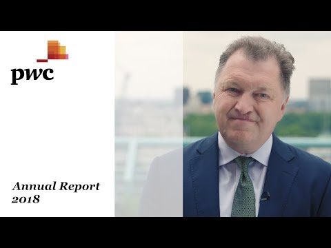 PwC Annual Report 2018: Leading in Changing Times - YouTube