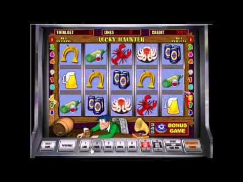 Игровой аппарат Пробки - Lucky Haunter