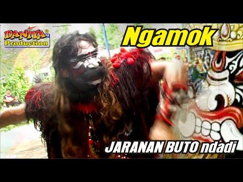 JARANAN BUTO NDADI Banyuwangi By Daniya Shooting Siliragung