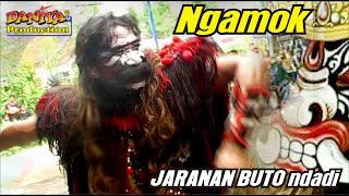 VIDEO JARANAN BUTO NDADI Banyuwangi By Daniya Shooting Siliragung