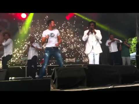Michael Wendler feat. Dr. Alban - What A Lie