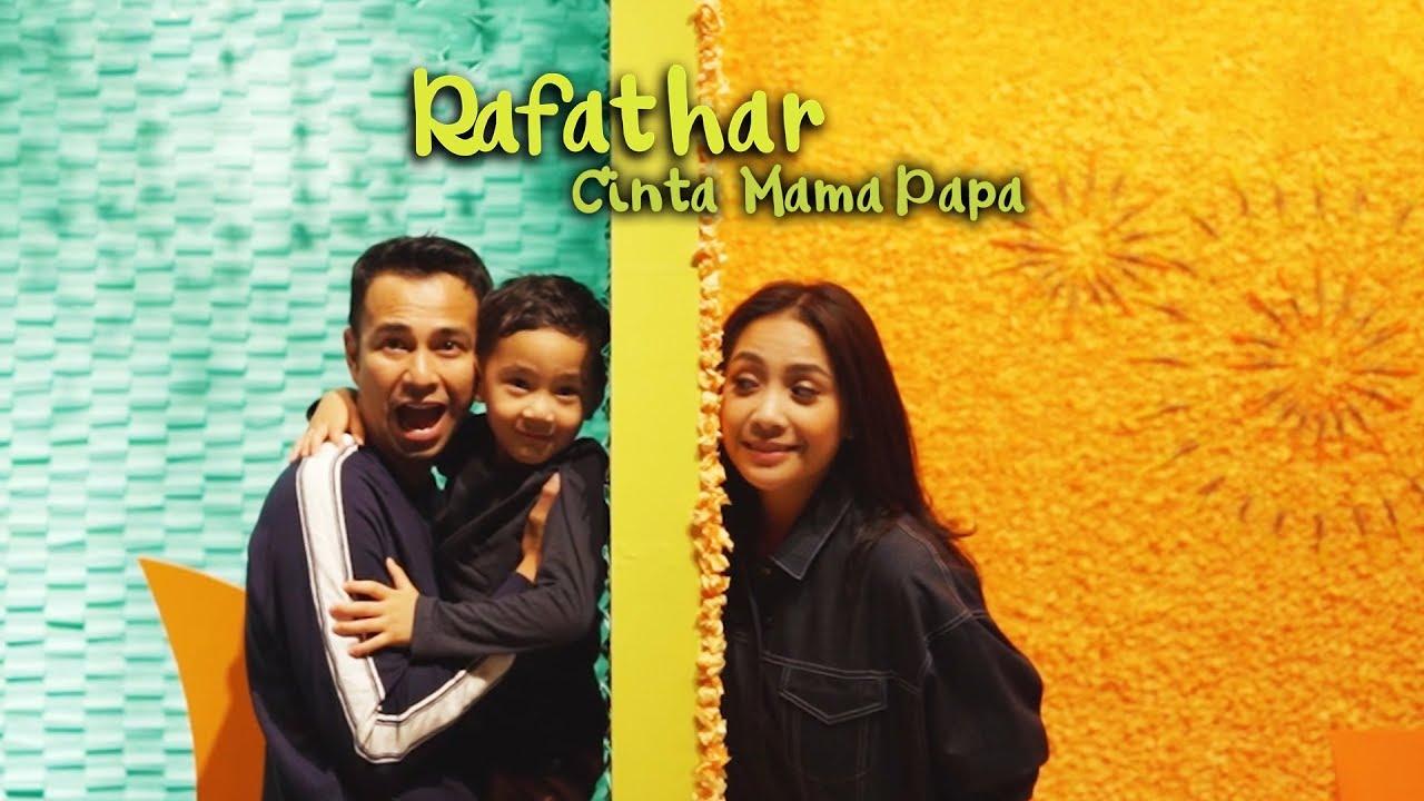 RAFATHAR - CINTA MAMA PAPA (OFFICIAL MUSIC VIDEO)