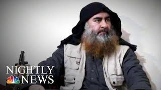 ISIS leader Abu Bakr al-Baghdadi Killed In U.S. raid | NBC Nightly News