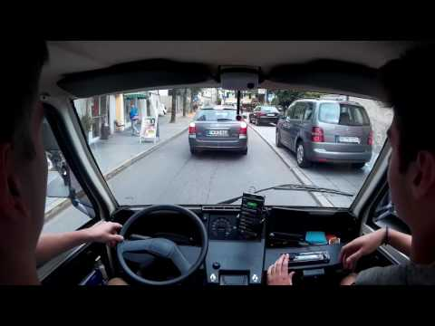 Piaggio Ape TM || Driven mit DerDriver || Summer 2K16 #2 || SJ Cam4000 ||