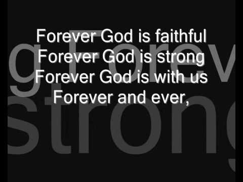 Forever - Michael W Smith - with Lyrics