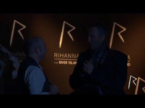 Rihanna for River Island Fashion Show 16.2.2013