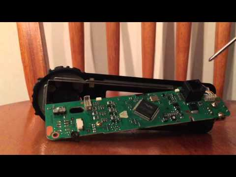 Yaesu ft 857d screen repair read description