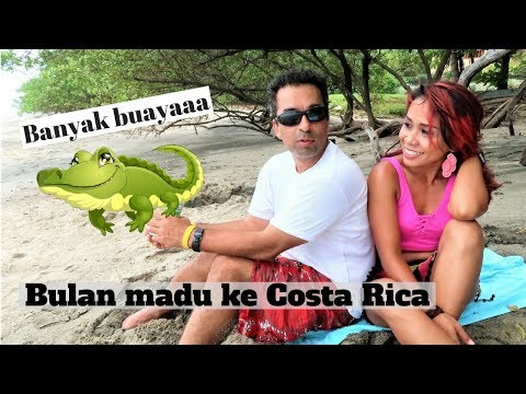 BUAYA COSTA RICA! | PURI VIERA'S VLOG