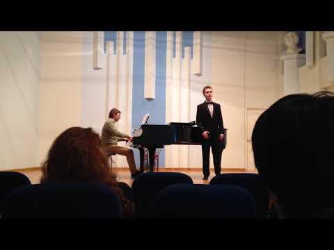 """""""Romance de Nadir"""" (Les Pecheurs de Perles by Georges Bizet)- Aleksey Shevchenko"""