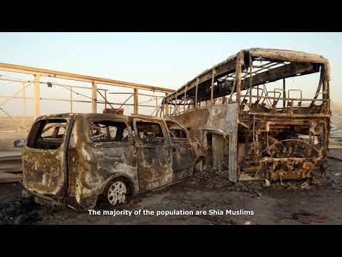 'iranian pilgrims' among 74 dead in islamic state-claimed iraq blast