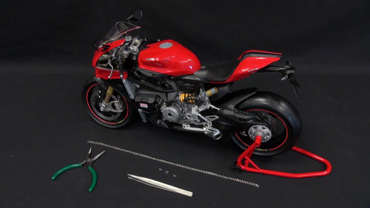 Motorcycle Model Kits