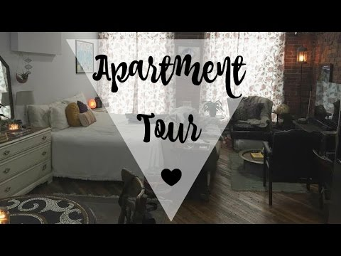 Studio Apartment Tour 🌱