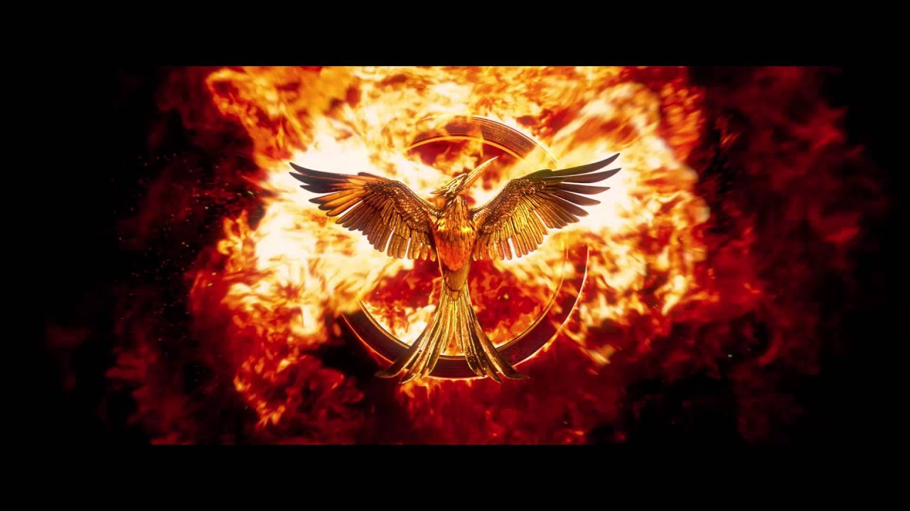 The Hunger Games Mockingjay Part 2 Animated Logo