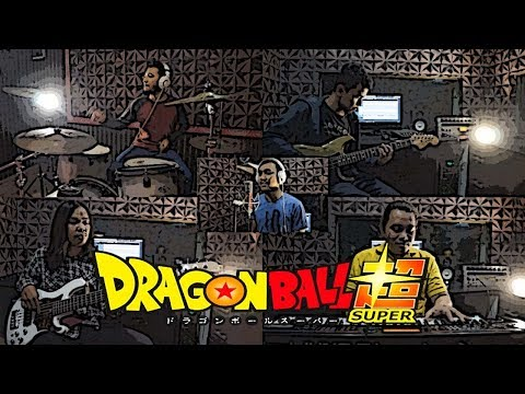 Sanca Records - Opening Dragon Ball Super (Chouzetsu Dynamic!) ドラゴンボール超(スーパー)[超絶☆ダイナミック!] Cover