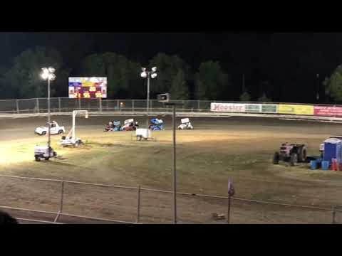 Plaza Park Raceway 5/10/19 Jr Sprint Main Cash