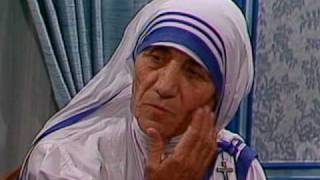 Mother Teresa's Comments on Enthronement & It's Effects on the Family