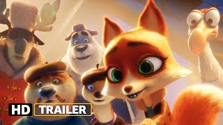 Arctic Dogs 2019  OFFICIAL TRAILER IMDb Exclusive