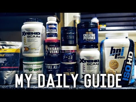 Every Supplement I Take & Why