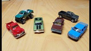 Matchbox Chevy Trucks 100 Years Anniversary set Review