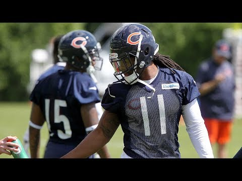 Chicago Bears continue organized team activities