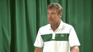 Coaching Corner: Novak Djokovic