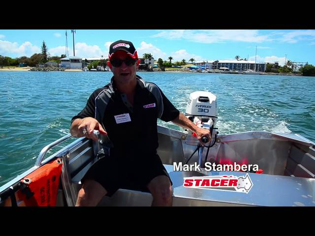 STACER 399 Proline Striker Boat review
